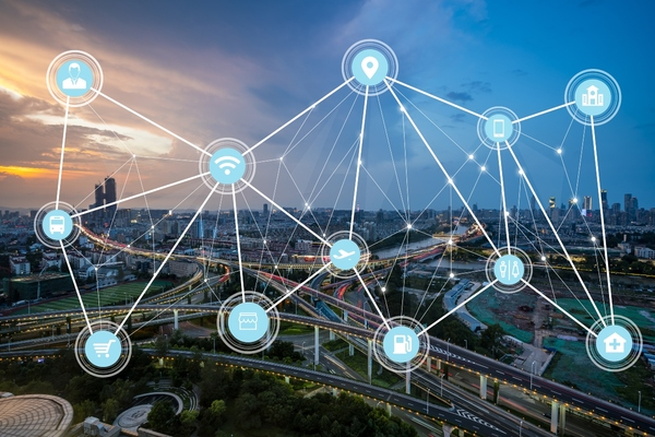 The decline in hardware and installation costs is also helping to fuel smart city growth