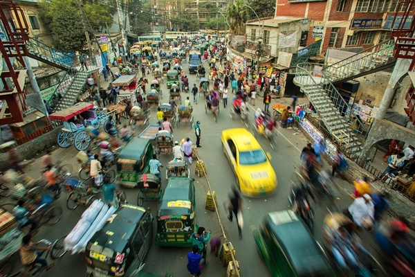 Little data is available on informal public transport networks in the developing world