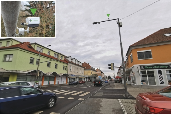 Austria builds lidar-equipped testing environment