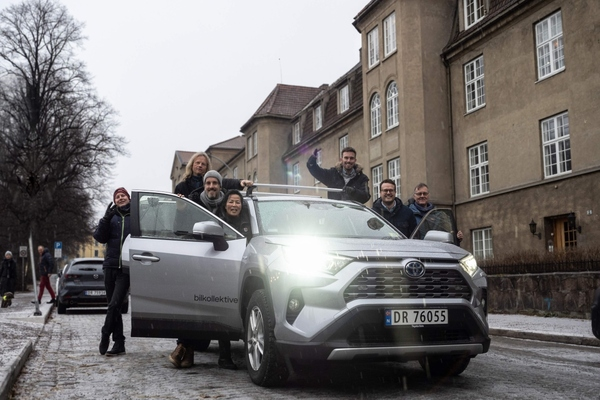 Oslo's oldest car-sharing service enhances offering for users and municipalities