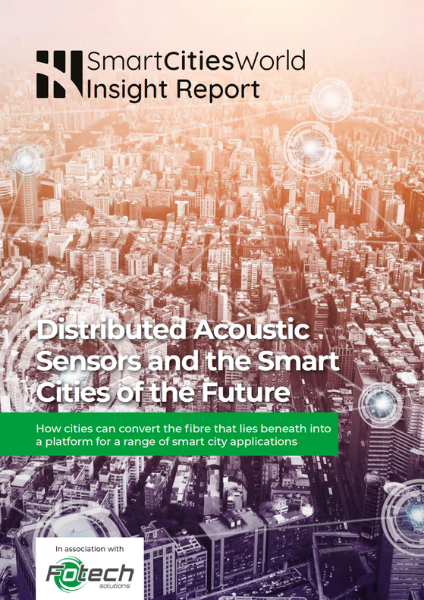 Insight Report: Distributed Acoustic Sensors and the Smart Cities of the Future