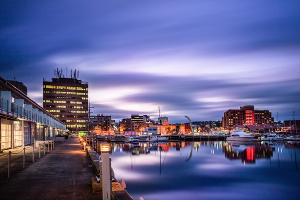 Tasmania's IoT network opens for business