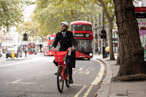 Lime and Pedal Me team to help Londoners travel to vaccination centres