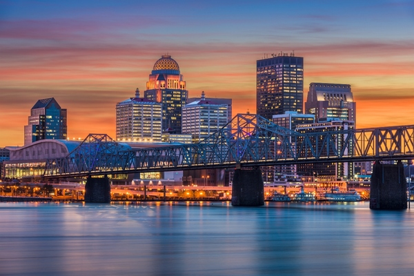 Louisville Water delivers services to one million customers in the Metro and surrounding areas