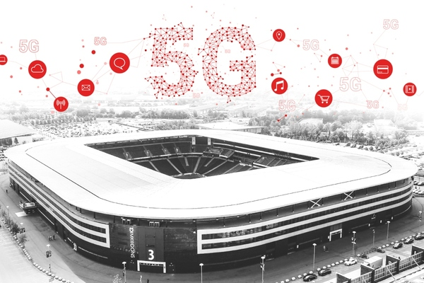 5G and autonomous tech will be used to test a number of services. Image courtesy Stadium MK