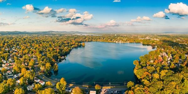 New Jersey's Lake Parsippany