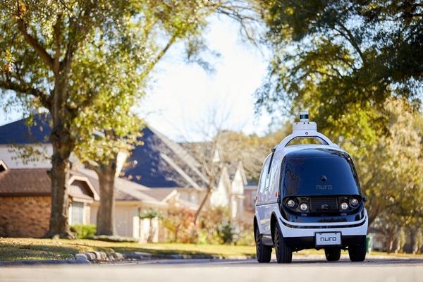 California DMV issues permit for autonomous delivery service