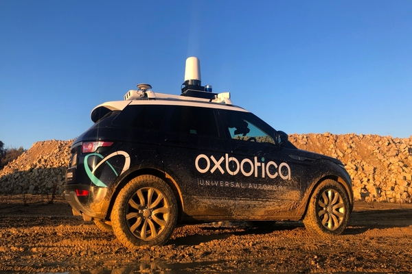 Oxbotica secures £47m in new funding