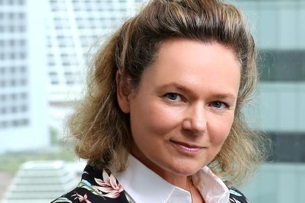 Marie Hélène Mansard, business development director, Asia-Pacific, Axis Communications