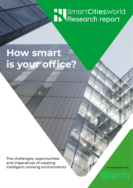 Research Report: How smart is your office?