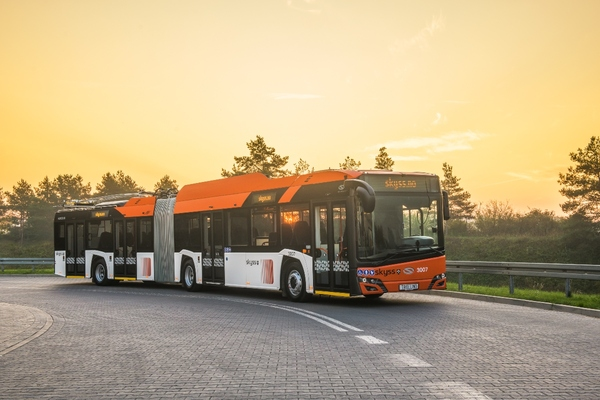 Bergen's fossil-free bus fleet enters commercial service