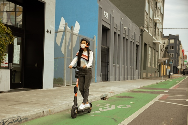 Spin said it is always looking for new ways to educate its riders on e-scooter safety