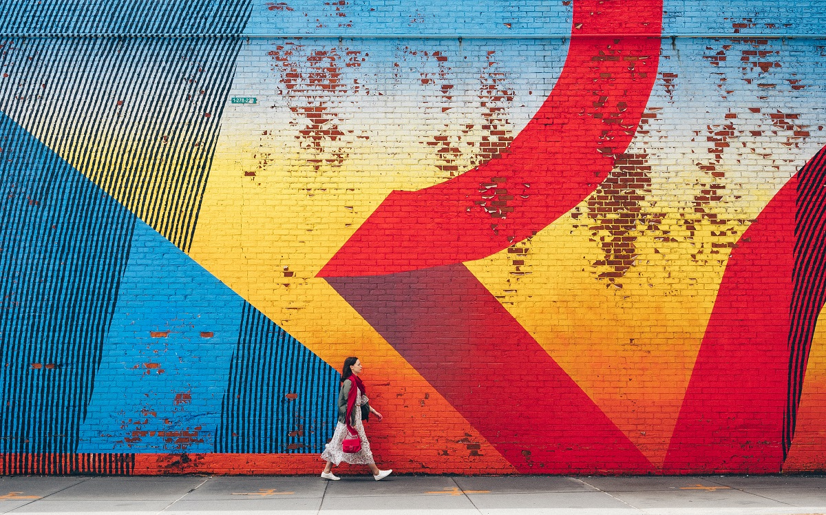 The art of the city: how creators may save urban business districts