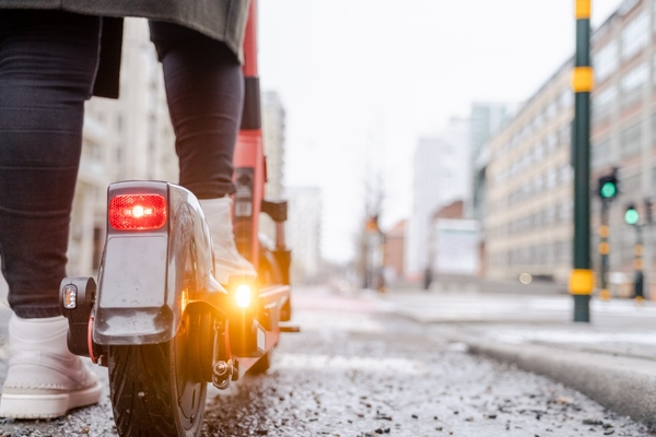 Voi to launch e-scooters that measure air quality in the UK