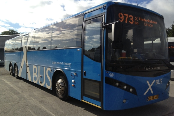 Northern Jutland to roll out fossil-free buses as part of new fleet