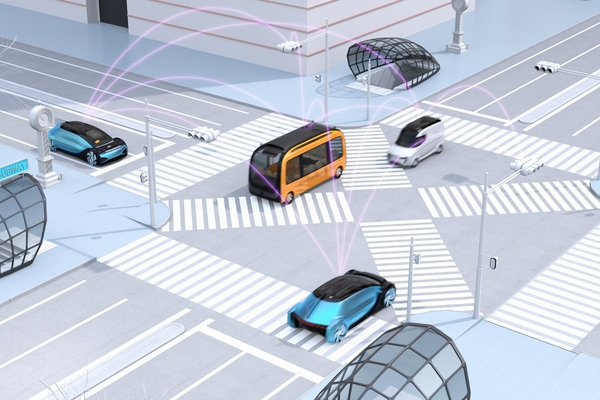 Smart traffic tech to save cities $277bn by 2025