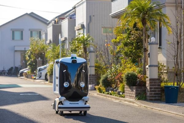 Postman bot set to deliver the mail in Japanese trial