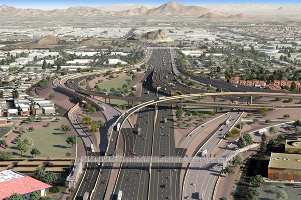 Safety and mobility contract awarded for infrastructure project in Arizona