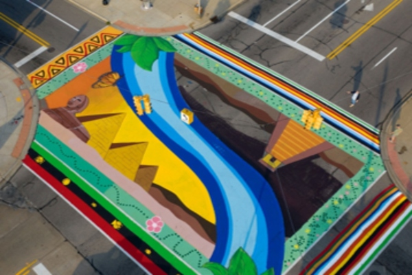 Bloomberg announces second round of grants initiative for arts-driven street redesigns