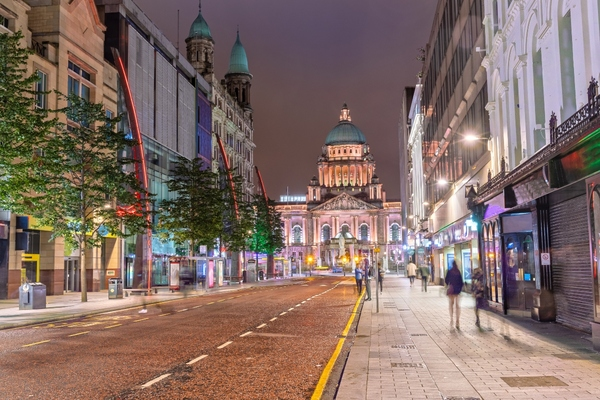 Belfast bolsters resilience with one million trees