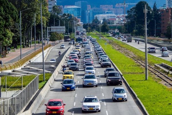 Bogotá remains most congested city in the world
