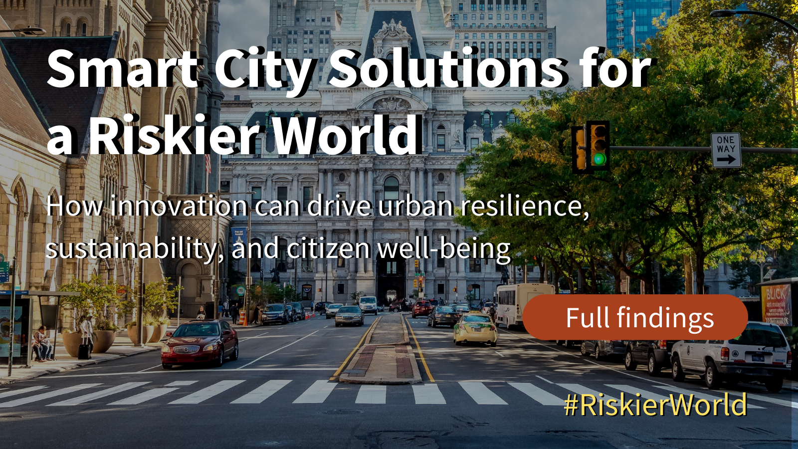 eBook: Smart City Solutions for a Riskier World