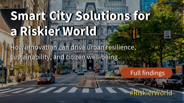 ESI Thoughtlab Report - Smart City Solutions for a Riskier World