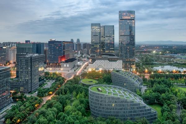 China raises the percentage of permanent urban residents