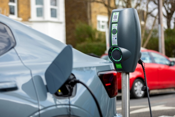 EV joint venture completes first installation in London borough