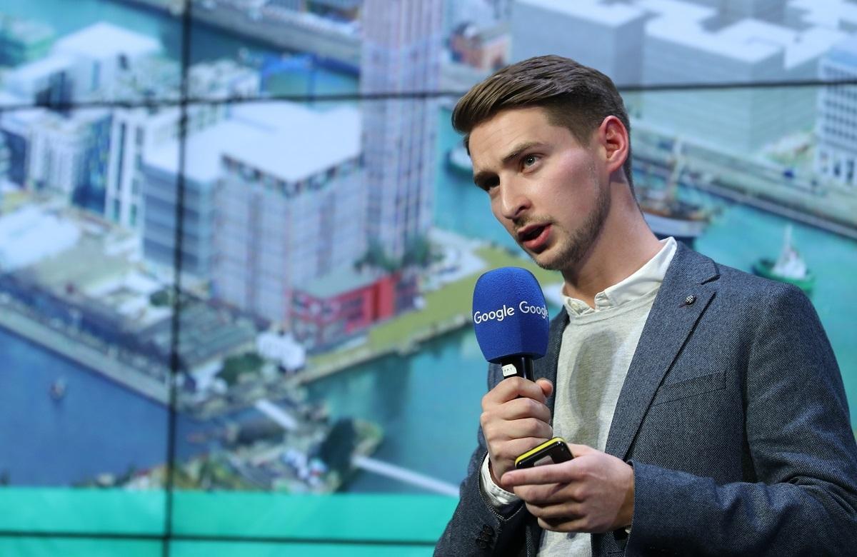 City Lights: Michael Guerin, Programme Manager, Smart Docklands