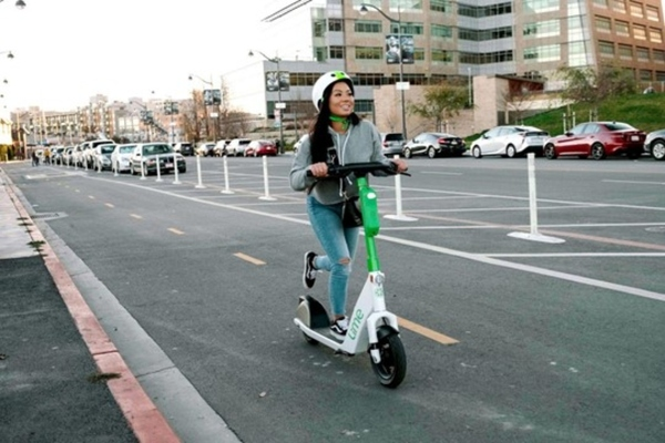 Rochdale's e-scooter trial will be expanded in phases