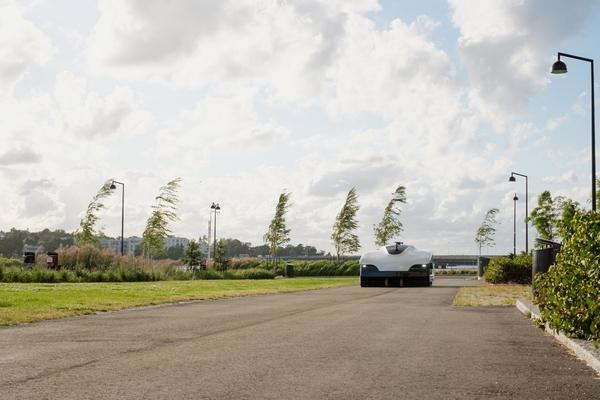 Espoo launches autonomous street sweeper pilot programme