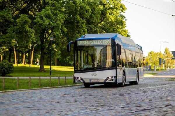 Czech city of Ostrava expands electric bus fleet