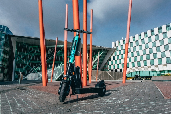 Dublin to host AI-powered e-scooter research project