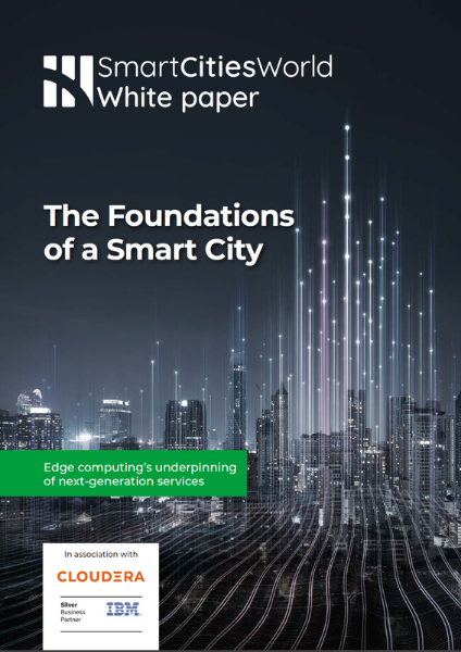 White Paper: Edge computing and AI - the foundations of the best in class smart city