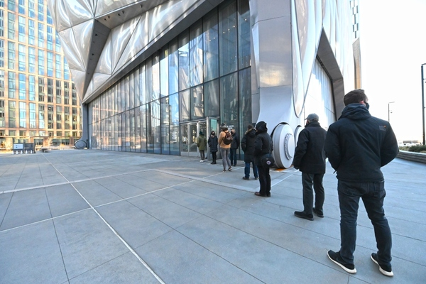 New York arts centre uses capacity-monitoring tech to reopen safely