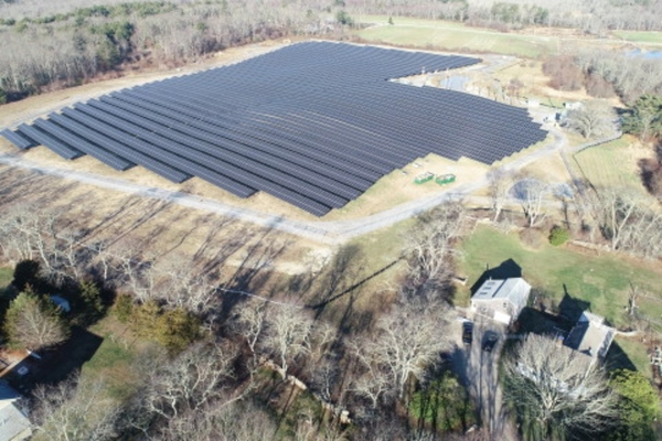 Solar projects advance Rhode Island's renewable energy resources
