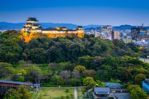 Those travelling in Wakayama can take advantage of mobile ticketing options