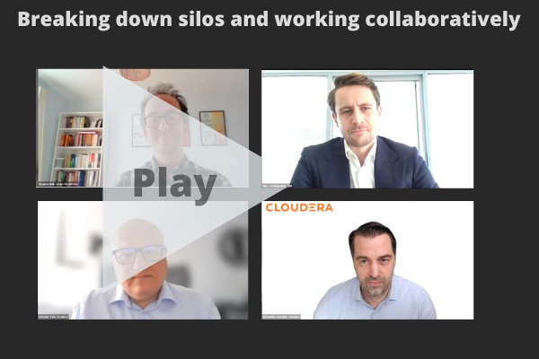 WEBINAR: Breaking down silos and working collaboratively