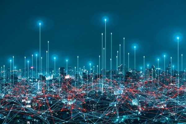 Which smart city tech poses the greatest risk for cyber-attacks?