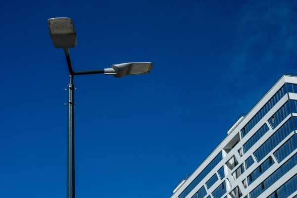 Can smart lampposts help stop the spread of Covid-19?