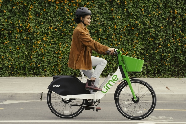 Lime invests in new shared e-bike hardware to expand service
