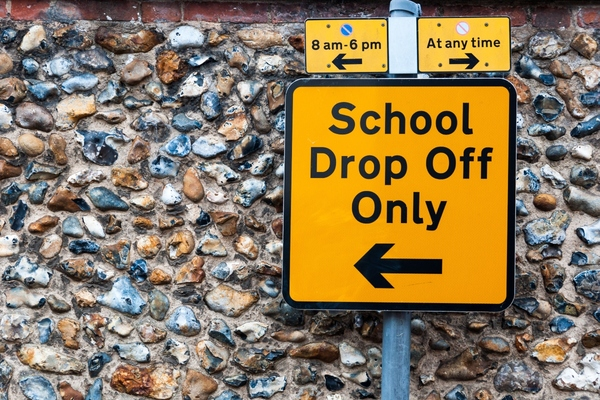 London's School Streets initiative improves air quality
