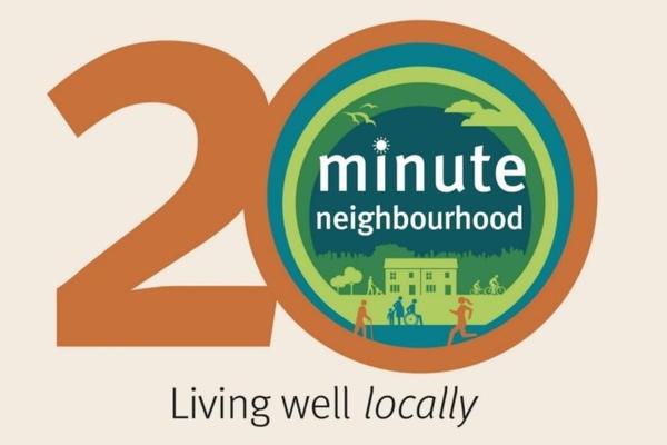 Edinburgh aims to create 20-minute neighbourhoods