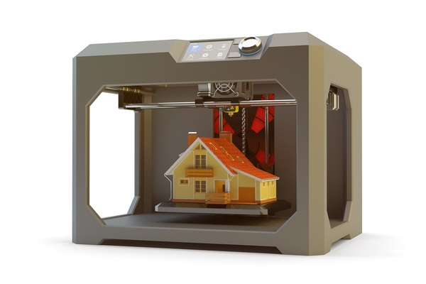 3D-printed houses could be both a cheaper and environmentally friendly means of constructing buildings.