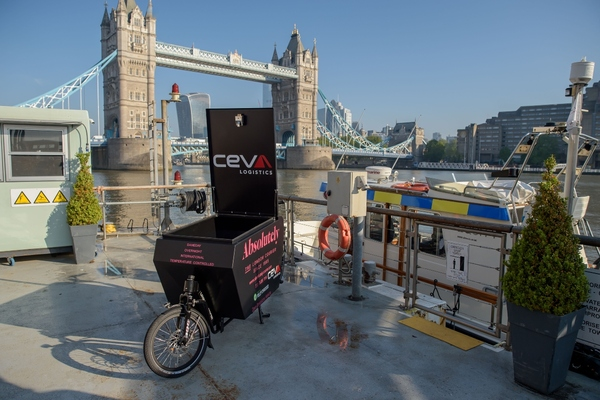 UK hospital trusts pilot sustainable riverboat delivery service in London