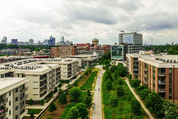 Communications network transforms Atlanta BeltLine into smart city corridor