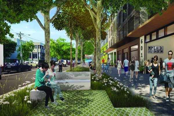 Study shows how City of Sydney's vision aims to put people first