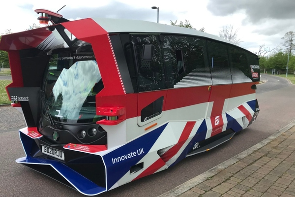 Further passenger trials on the Aurrigo shuttle are planned during June