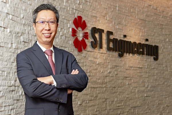 Men Leong Chew, President, Urban Solutions, ST Engineering
